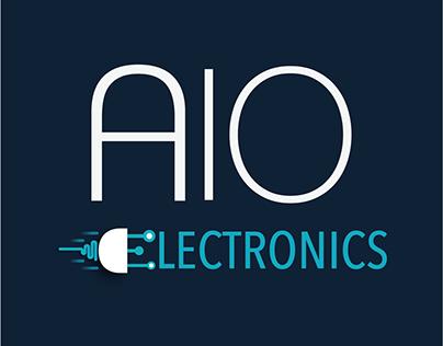 AIO ELECTRONICS LOGO