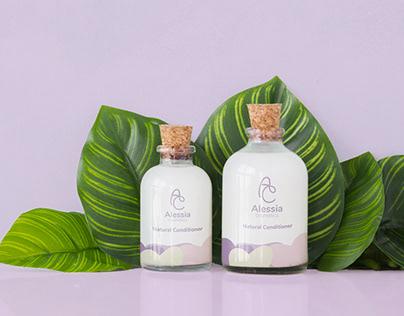 Alessia Cosmetics Branding