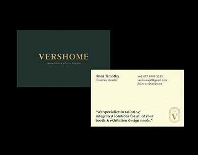 VERSHOME - Interior Designer