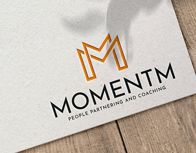 MOMENTM | Logo Design