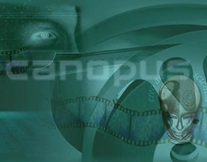 Canopus Rebranding 2001