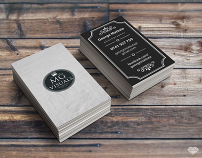 business card MG