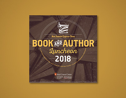2018 Book And Author Luncheon Program