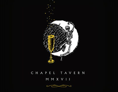 Chapel Tavern –  New Year's Eve Menu