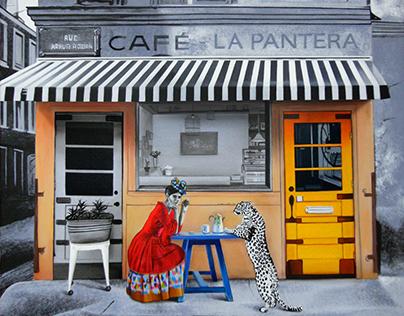CAFE LA PANTERA / 2018