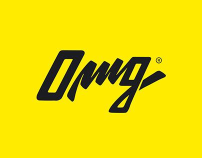OMG Clothes - Branding Identity