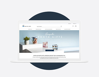 Bags of Love   Homepage Redesign