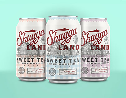 Shugga Land Sweet Tea