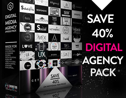 Digital Media Agency - Jingle Pack