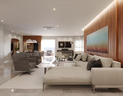 Projeto Residencial - Apartamento RC