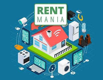 "Presentation ""Rent Mania"""