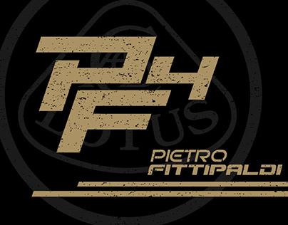 Pietro Fittipaldi PF4 Racing Logo