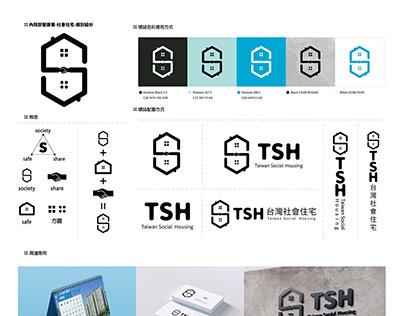 台灣社會住宅識別設計-Taiwan social housing ident