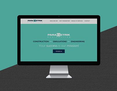Parametrik Engineering   Website