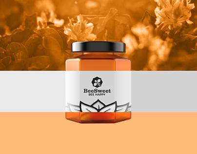 BeeSweet - Branding , Identity & Logo Design