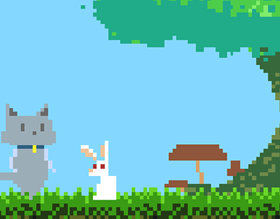 Pixel Art Practise 01