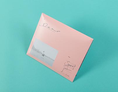 甜約翰 首張專輯 Sweet John-《Dear》