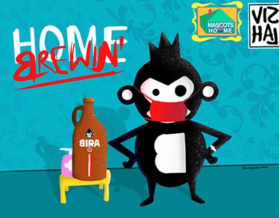 Bira Monkey