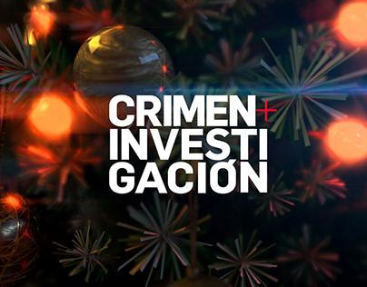 Crimen+Investigation - Christmas Idents.