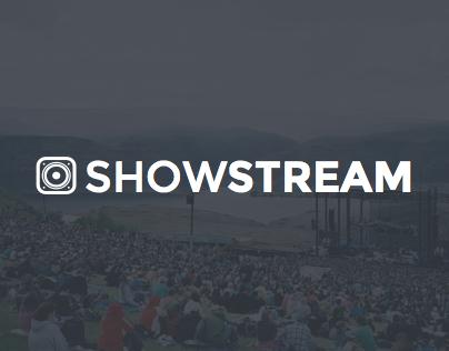 ShowStream Concept