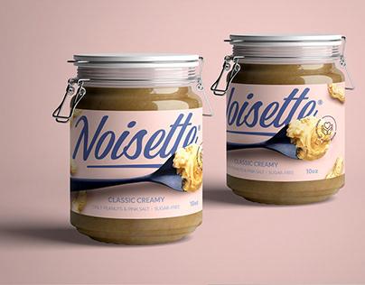 NOISETTE packaging