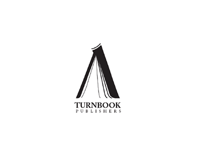 Logo and book design using a typeface