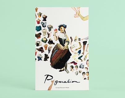 Pygmalion Book Cover