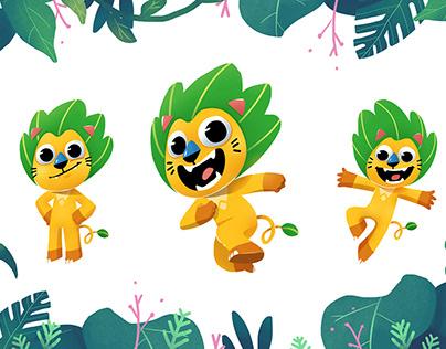 Mascot Design Concept of Malang City Branding