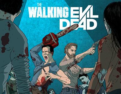 The Walking Evil Dead