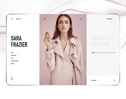Fashion.clct — Fashion Social Network Tool