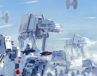 It's hot on Hoth