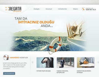 Silüet Tanıtım Web Tasarım | regata