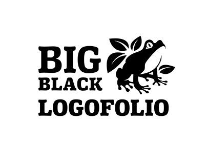 Big black logofolio