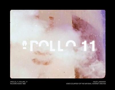 APOLLO 11; A Loss For Mankind