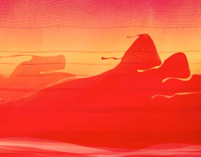 Série Rio 400 Graus - Pôr do Sol