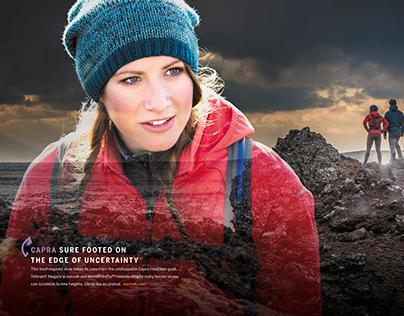 Merrell F15 Ad Campaign