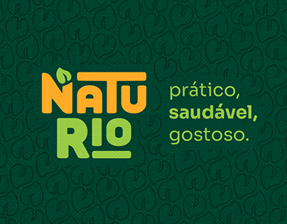 NatuRio   Identidade Visual