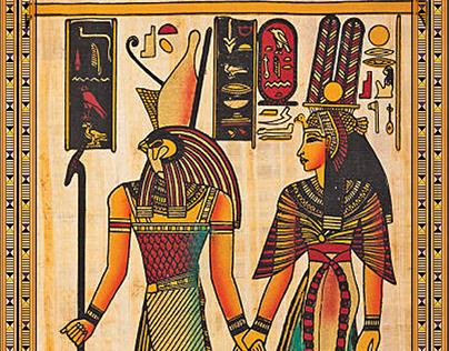 Weaving the Egyptian Art