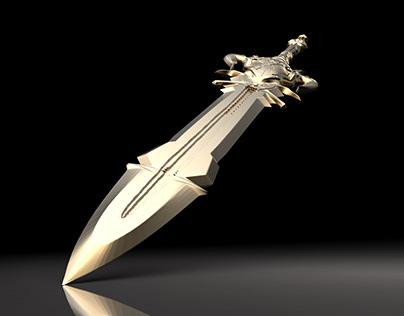 Videogame Sword