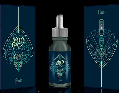 2 E-liquid products design