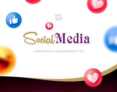 Social Media CT Brown