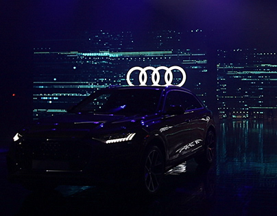 Audi 2018 / A6+A7+A8 premiere / stage media content