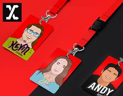 The Remixes Team Badges