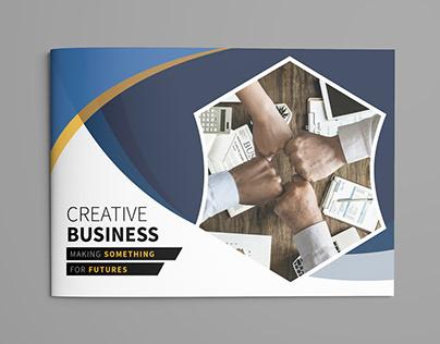 Simple A5 Brochure