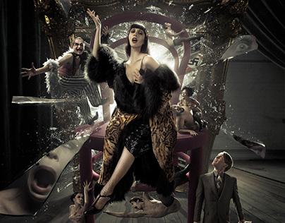 QLD Performing Arts - Cabaret