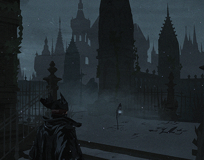Bloodborne - The smell of blood