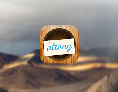 Logo and Icon Design for Atway