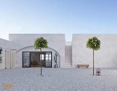 "Inspiration | a modern country house ""Masseria Moroseta"