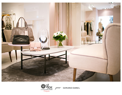 Gerard Darel : Special day / Photo reportage