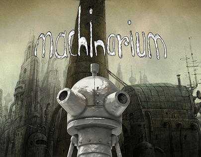 Machinarium 3D